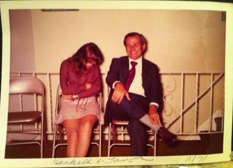 Tanya and Dad
